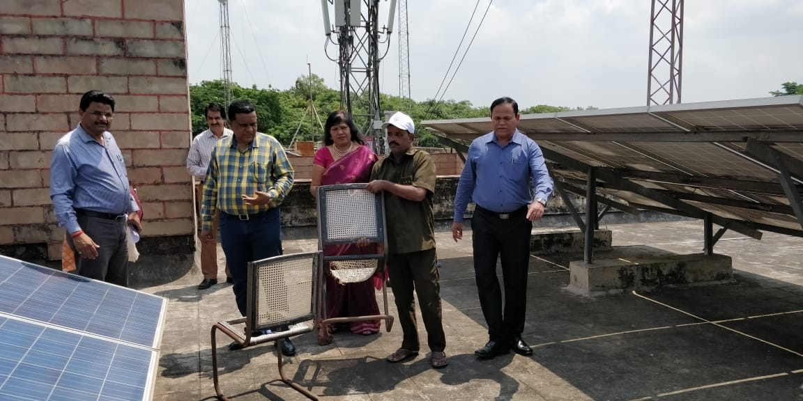 images/latest_news/1537440145swachh bharat pakhawada initiative at rooftop of admin building.jpg